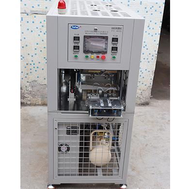 手机中板自动热冷压整形机